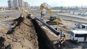 KASKİ'den 106 milyon TL'lik altyapı yatırımı