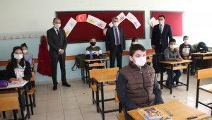 Kayseri'nin 16 ilçesinde köy okulları eğitim ve öğretime başladı