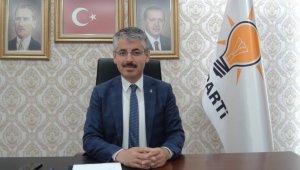 """AK Parti İl Başkanı Çopuroğlu, """"Bu kongre 2023 yılının manifestosuydu"""""""