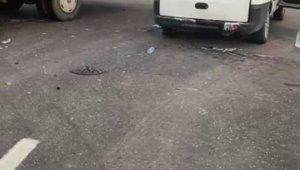 Develi-Yahyalı çevreyolunda trafik kazası 2 yaralı