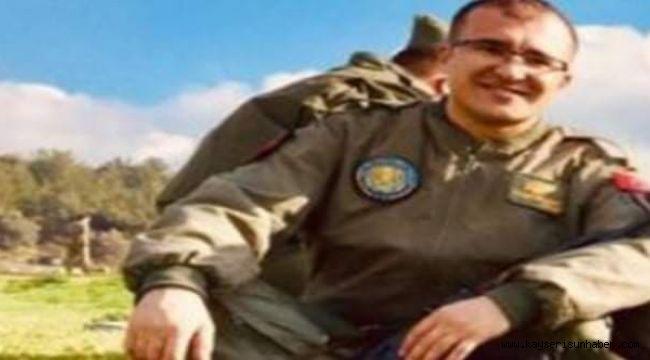 Helikopter kazasında Kayserili Uzman Çavuş şehit oldu