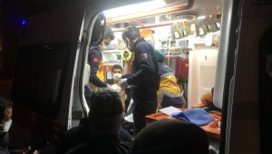 Kayseri'de sopalı bıçaklı kavga: 2 yaralı