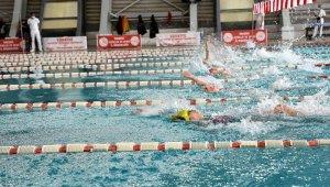 Spor A.Ş. yüzücüleri başarı için kulaç attı
