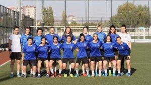 Kayseri Gençlerbirliği Antalya'da