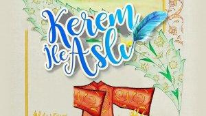 Kerem ile Aslı'nın Sevda Hikayesi KAYMEK Sergisi'nde canlanıyor