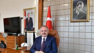 """Başkan Nursaçan: """"Bin aydan daha hayırlı olan bu gece iyi değerlendirilmeli"""""""