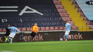 Süper Lig: Kayserispor: 0 - Gaziantep FK: 0