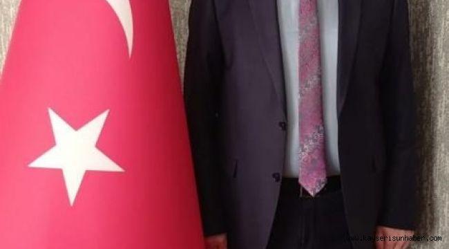 """Türkiye Kamu-Sen İl Temsilcisi Kamil Ünal, """"İlk Kıblegahımız, Mukaddes Emanetimiz Mescid-i Aksa Vazgeçilmezimizdir"""""""