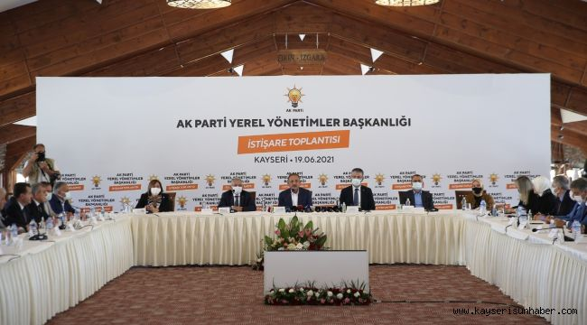 AK Parti'li Özhaseki: