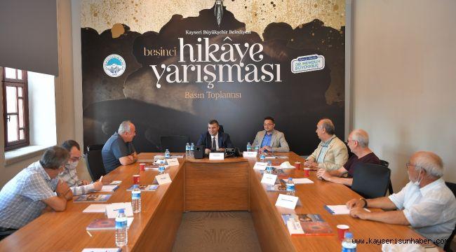 Büyükşehir Belediyesi 5'inci Hikaye Yarışması'nın sonuçları açıklandı