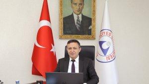 """ERÜ'de """"Kariyer Günleri"""" Etkinliği Düzenlendi"""