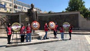 Kayseri'de Türk Kızılay'ın 153. yılı kutlandı