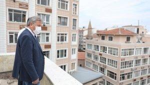 Melikgazi'den şehrin merkezine yeni bir sosyal tesis