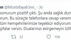 """""""Mustafa Başkan, korona illeti sizi mi buldu?"""""""