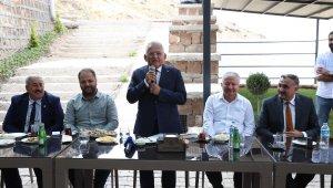 Başkan Büyükkılıç'tan Develi'nin çehresini değiştirecek projeler