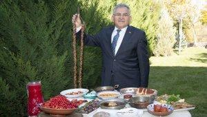 Başkan Büyükkılıç'tan Gastronomi dalında 'UNESCO' müjdesi