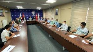 Başkan Çopuroğlu Bünyan Teşkilat Toplantısına katıldı