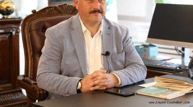 Başkan Palancıoğlu dünya şampiyonunu tebrik etti