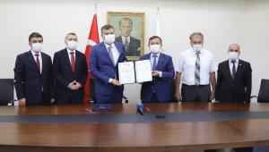 ERÜ'den 2 yeni iş birliği protokolü