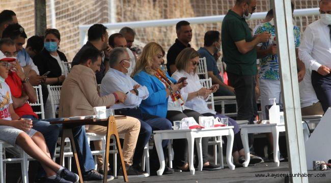 Hazırlık Maçı: Kayserispor - Samsunspor : 0-1