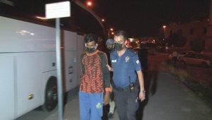 Kaçak göçmenlerin oyununu polis bozdu