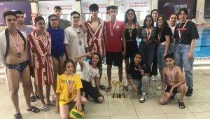 Kayseri Olimpik Sutopu 1 gümüş 1 bronz madalya kazandı