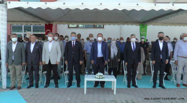 Kayseri Şeker'den Bünyan'a 10 milyon 150 bin TL'lik yatırım