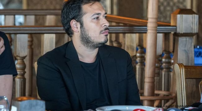 Kayserispor Sportif Direktörü Ali Naibi: