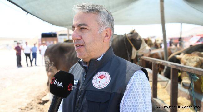 Şahin'den kurban kesecek vatandaşlara uyarı