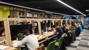 Talas'ta kütüphanelerin çalışma saatleri güncellendi