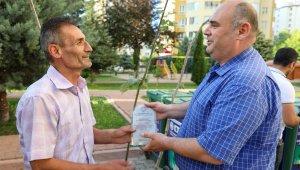 Talas'tan çevre dostlarına ödül