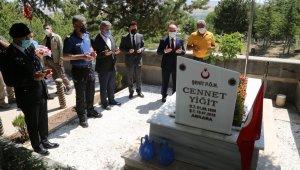 Vali Günaydın 15 Temmuz Şehitlerinin ailelerini ziyaret etti