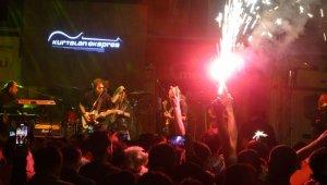 Barış Manço'nun kurduğu rock grubu 'Kurtalan Ekspres' Kayserilileri coşturdu