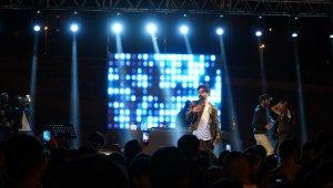 Erciyes'te festival ateşi yakıldı