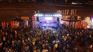 Erciyes'te Zehra rüzgarı