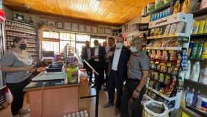 Milletvekili Karayel Sarız'da