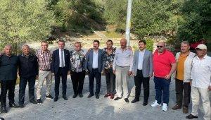Ünlü türkücü Hasan Yılmaz Kayseri'de klip çekti