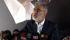 """AK Parti Milletvekili Yıldız: """"Güvenlik problemi olduğu müddetçe de mücadelemizden zerre vazgeçmeyeceğiz"""""""