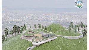 Ali Dağı Füniküler Hattı Projesi ilerliyor