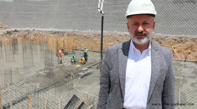 """Başkan Çolakbayrakdar: """"Erkilet Bulvarı yeni bir görünüm kazanacak"""""""