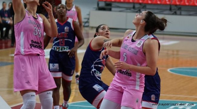 Bellona Kayseri Basketbol, Galatasaray maçı sonrası Romanya'ya gidecek