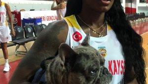 Bellona Kayseri Basketbol oyuncuları yeni sezondan umutlu