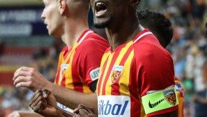 Bernard Mensah 2. golünü attı