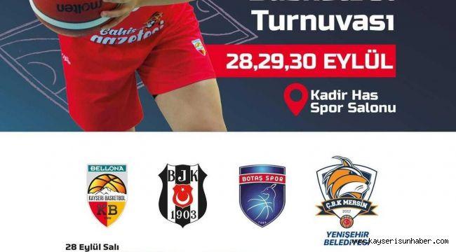 Erciyes Cup 15.kez kapılarını açacak