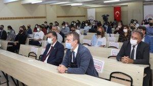 ERÜ'de İktisadi ve İdari Bilimler Fakültesi'nin Açılış Dersi Rektör Çalış tarafından Verildi