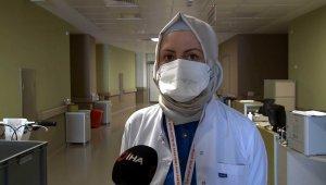 Gebelerde korona virüs riski arttı