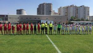 Genç milli takım seçmeleri Kayseri etabı yapıldı