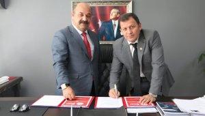 Gençlik ve Spor ile Kayseri Koleji arasında sporcuların eğitimi için işbirliği protokolü imzalandı