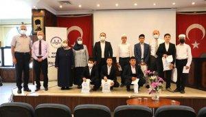 Hafızlık Yarışması Bölge Finali Kayseri'de yapıldı