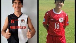 Hüseyin Erdem Arıkan, basketbol ve futbolda başarıya koşuyor
